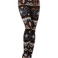 High Waisted Holiday Leggings - Leggings Superstore