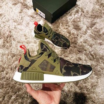 """Adidas"" NMD XR1 Duck Camo Women Men Running Sport Casual Shoes Sneakers Camouflage Ar"