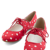 ModCloth Professor of Pop Flat