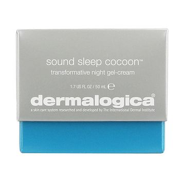 Dermalogica Sound Sleep Cocoon Night Gel-Cream,1.7 fl oz