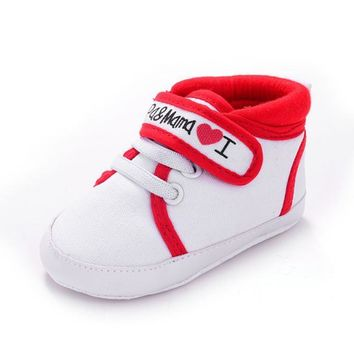 Baby Infant Kid Boy Girl Soft Sole Canvas Sneaker Toddler Shoes baby shoes