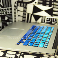 Macbook Keyboard Decal/Macbook Pro Keyboard by Tloveskin on Etsy
