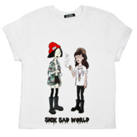 SICK SAD WORLD TEE