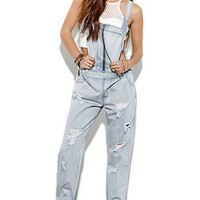 Evil Twin Simple Life Boyfriend Overalls at PacSun.com