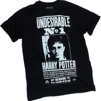 Undesirable Number 1 -- Harry Potter and the Deathly Hallows T-Shirt
