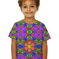 Kids Hippy Dippy Kaleidoscope