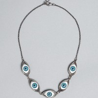 Evil Eye Necklace - What's New | GYPSY WARRIOR