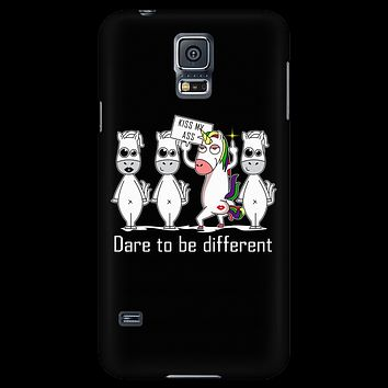 Unicorn - Dare to be different - Android phone cases - TL01303AD