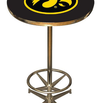 University of Iowa Pub Table