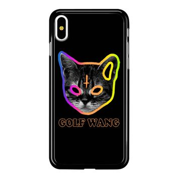 Golf Wang 01 iPhone X Case