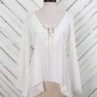 Altar'd State Laughter and Lace Top | Altar'd State