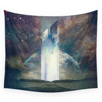 Society6 It?s Your Fault Wall Tapestry