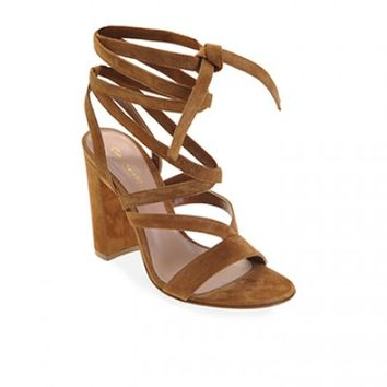 Janis High Sandal Sandals - Gianvito Rossi Official eShop