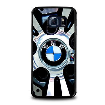 bmw 4 samsung galaxy s6 edge case cover  number 1