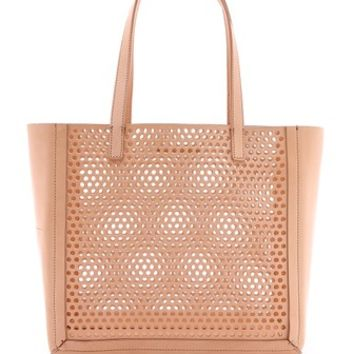 Loeffler Randall Perforated Open Tote