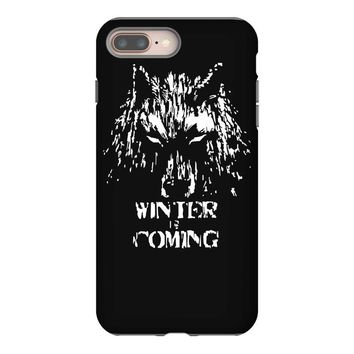 game of thrones direwolf winter is coming iPhone 8 Plus