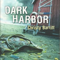Dark Harbor Christy Barrittt (Love Inspired Large Print Suspense) Paperback Book