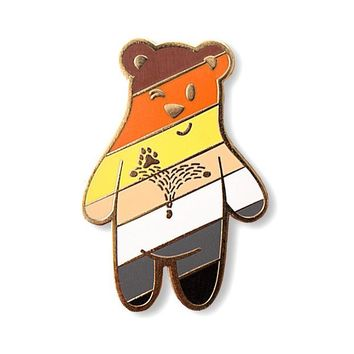 Bear Buddy Pin
