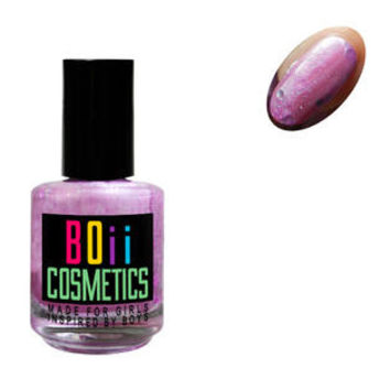 Boii Nail polish - A touch of purple