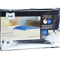 Sealy Memory Foam & Hydraluxe Gel Bed Pillow