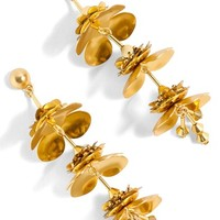 J.Crew Bead & Blossom Earrings | Nordstrom