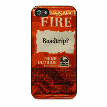 Taco Bell Sauce Packet iPhone 5s Case