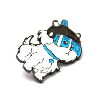 The Snuffles Pin