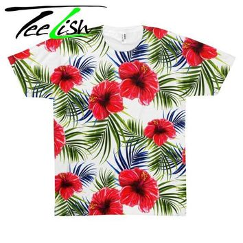 hawaiian shirts by TeeLish for men and women