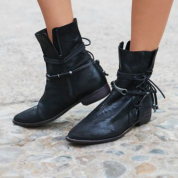 Free People Lannister Ankle Boot
