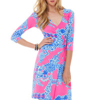 Yvette Wrap Dress - Lilly Pulitzer