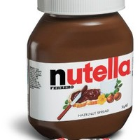 Nutella Hazelnut Spread 5 kg (11 LB) Jar - Made in Italy