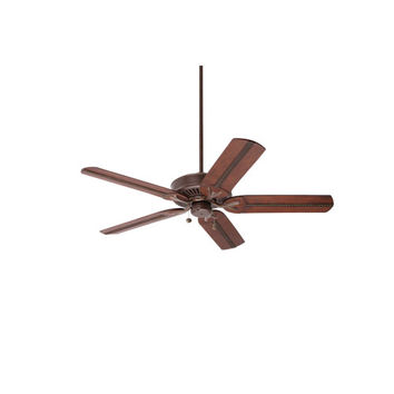 Emerson Fans BKIT-CF4801GBZ-B105HCB Premium Select Gilded Bronze 54-Inch Ceiling Fan with Beaded Hand Carved Wood Blades