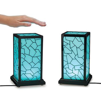 Long Distance Friendship Lamp | Touch Light, LED Lights