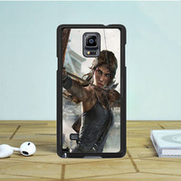 Tomb Raider Definitive Edition Samsung Galaxy Note 4 Case Dewantary