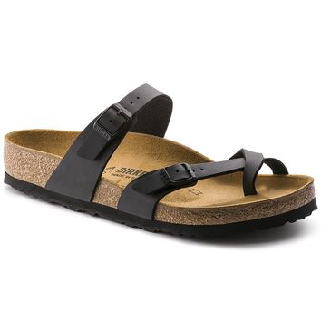 Women's Mayari Sandal in Black by Birkenstock