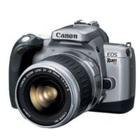 Canon Rebel T2 35mm SLR Camera with the EF 28-90mm f/4-5.6 III Zoom Lens (Discontinued by Manufacturer)
