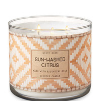 SUN-WASHED CITRUS3-Wick Candle