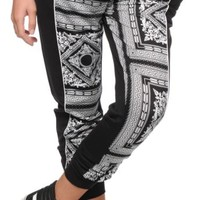 Ninth Hall Gita Bandana Panel Jogger Pants