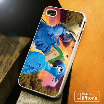 Blu and Jewel in Rio iPhone 4 | 4S, 5 | 5S, 5C, SE, 6 | 6S, 6 Plus | 6S Plus Case