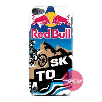 Sea To The Sky - Canadian Off Road - Motocross Performance Magazine iPod Case Cover