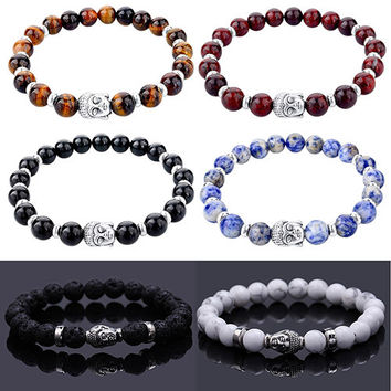 Men's Fashion Buddha Bracelet