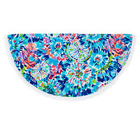 Circa Round Beach Towel | 25491 | Lilly Pulitzer