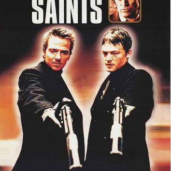 Boondock Saints Movie Poster 24x36