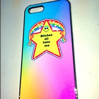 SWEET LORD O'MIGHTY! BITCHES ALL HATE ME IPHONE CASE