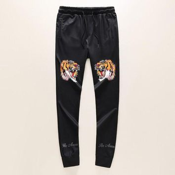Gucci Trendy Casual Sports Pants F