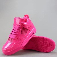 Air Jordan 4 Retro Fashion Casual Sneakers Sport Shoes-1