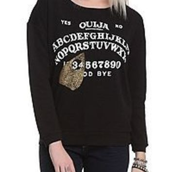 Ouija Board Sweater at Hot Topic