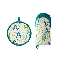 Hanna's Oven Mitt & Pot Holder