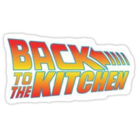 BACK TO THE KITCHEN!!!