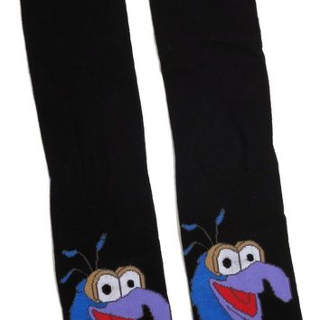 MENS DISNEY THE MUPPET SHOW GONZO SOCKS ONE SIZE UK 9-12